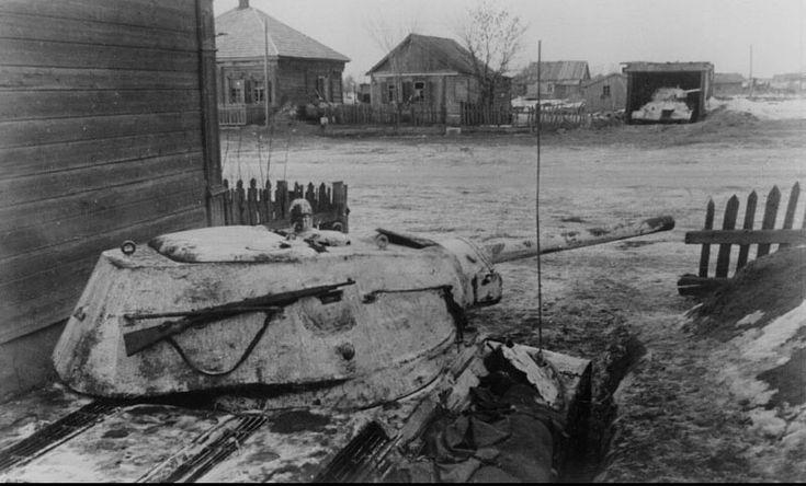 Танки т-34 всех модификаций. История создания, развития, производства.