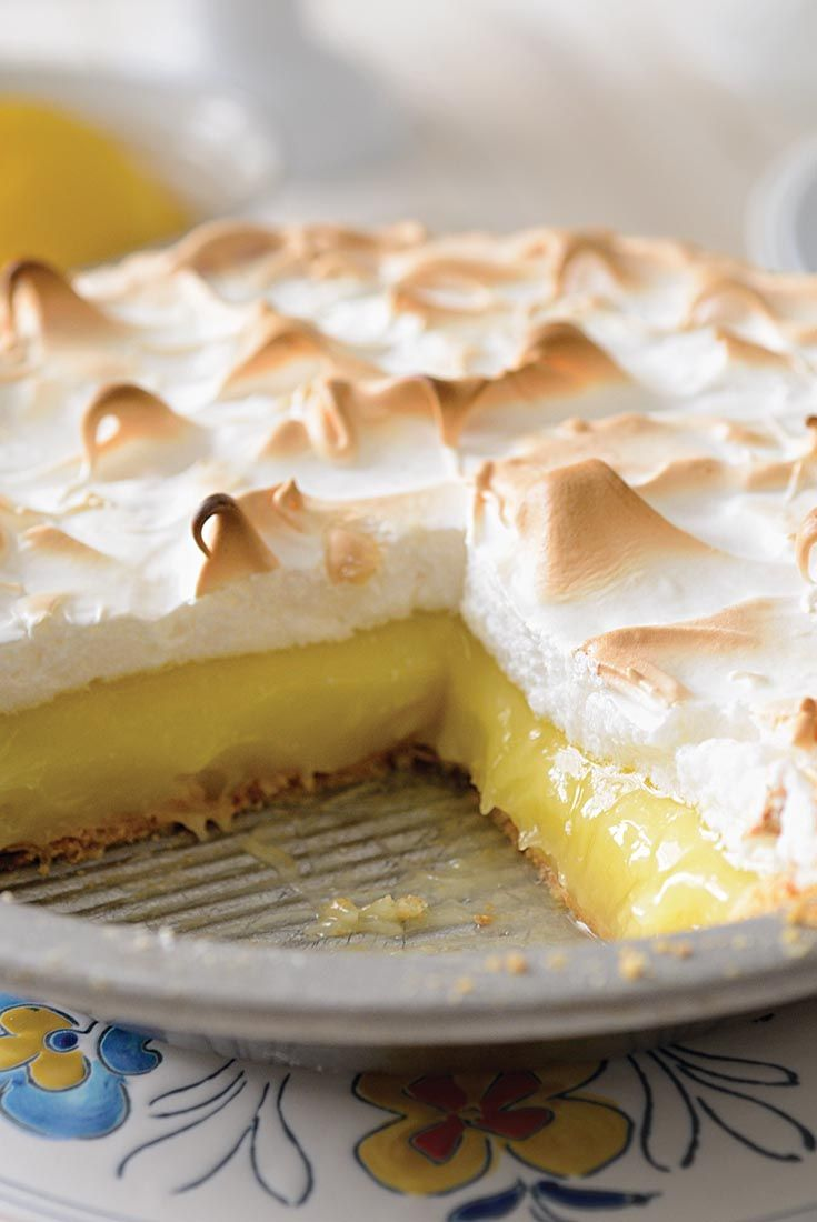 Classic Lemon Meringue Pie Recipe