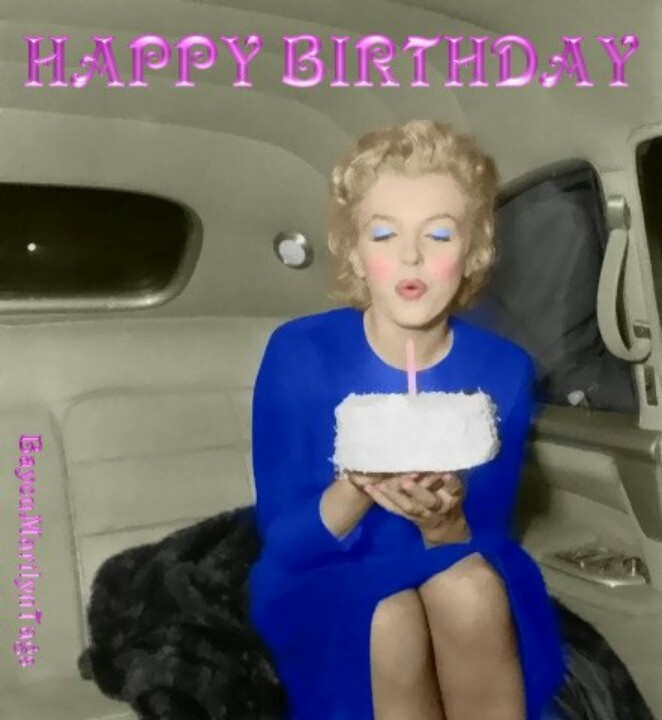 14 Best Images About Marilyn Monroe Birthday Wishes On