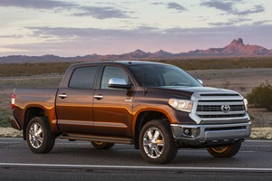 Toyota Unveils the 2014 Tundra Pickup Truck - New premium option packages include the Platinum and 1794 Edition
