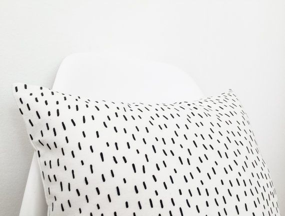 Scandinavian Style Pillow by Emma's Story