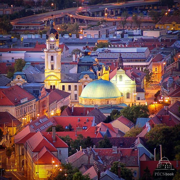 Pécs este