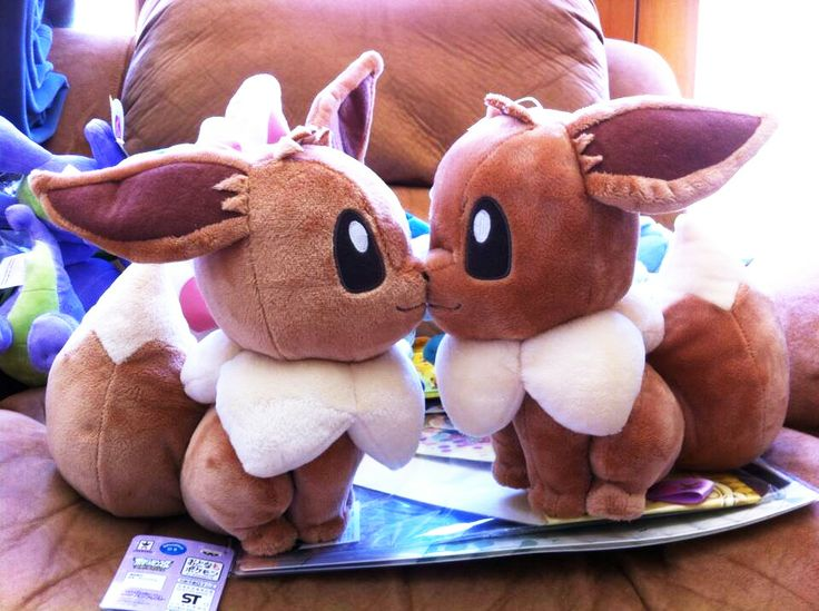 Cute pokemon toys :3
