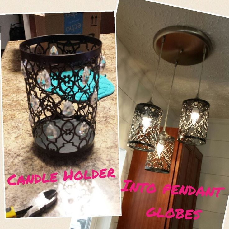 Ordinaire After Seeing Her Idea For Your Kitchen, You Will Never Look At A Candle  Holder The Same Way Again!