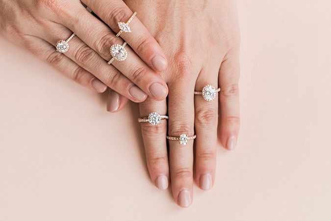 How to design beautiful engagement rings like our favorites from James Allen
