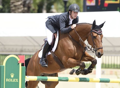 Go Scott! Scott Brash is still world number one having stayed at the top of the FEI leaderboard since December, when he took over the top spot from fellow Brit Ben Maher.
