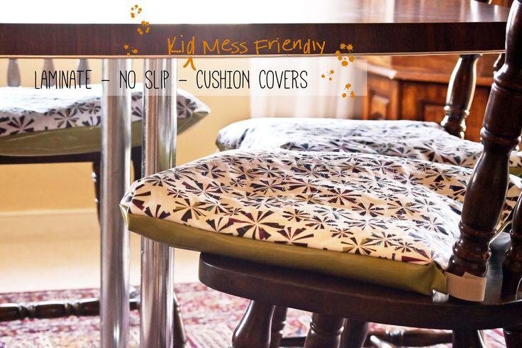 Kid Friendly Cushion Covers