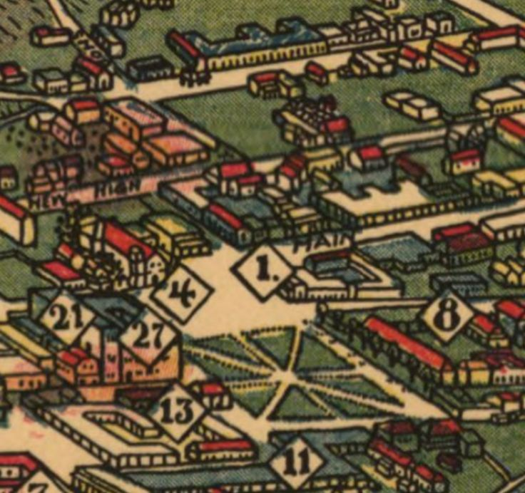 Really cool short article on the planning of Los Angeles, CA, in the late 1800s. Who knew such a small square would grow into one of the largest in the world! Courtesy of the Law Offices of David Azizi. #history #coolhistory #LA #losangeles