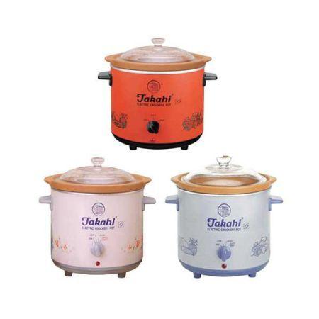 takahi slow cooker 1,2 liter