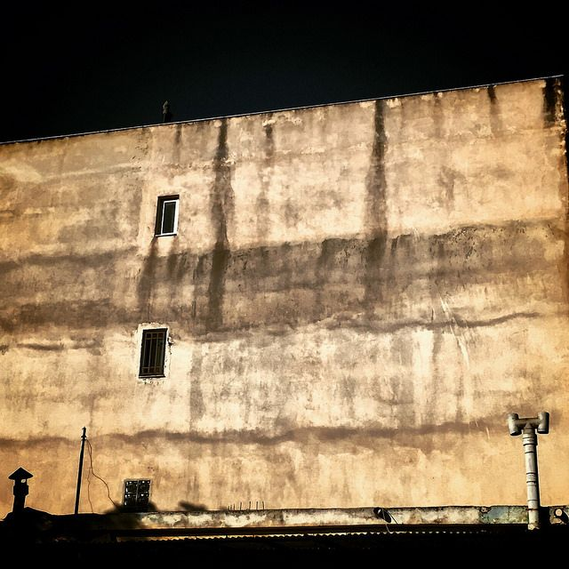 #building #wall #chimney #iPhone | by Tryfon Tobias Pliatsikouris