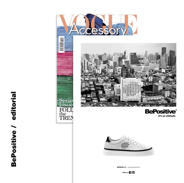BePositive / Editorial  Vogue Accessory Magazine IT