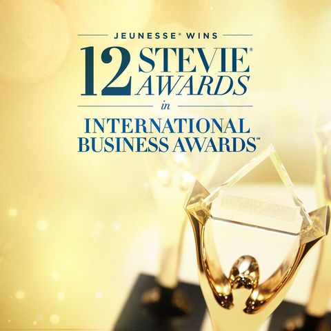 Jeunesse was announced as one of the top-performing companies in the International Business Awards, winning 5 Gold Stevie Awards, including Company of the Year and Fastest Growing Company. Ready to join us? https://multibra.in/6wr5q