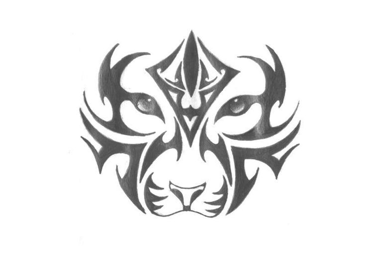tiger paw tattoo free designs abstract tiger with ornament on forehead wallpaper tattoo. Black Bedroom Furniture Sets. Home Design Ideas
