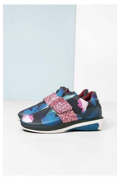 Shoes_bio 2 - Coins Femmes / Multicolore Desigual tYQNG