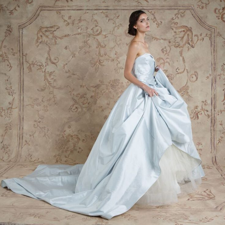 Yasmine #weddingdress from Sareh Nouri Fall 2016 Bridal Collection | itakeyou.co.uk: