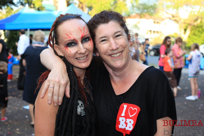 Kerrie Coy and Rebecca Lawrence of Bulimba Business