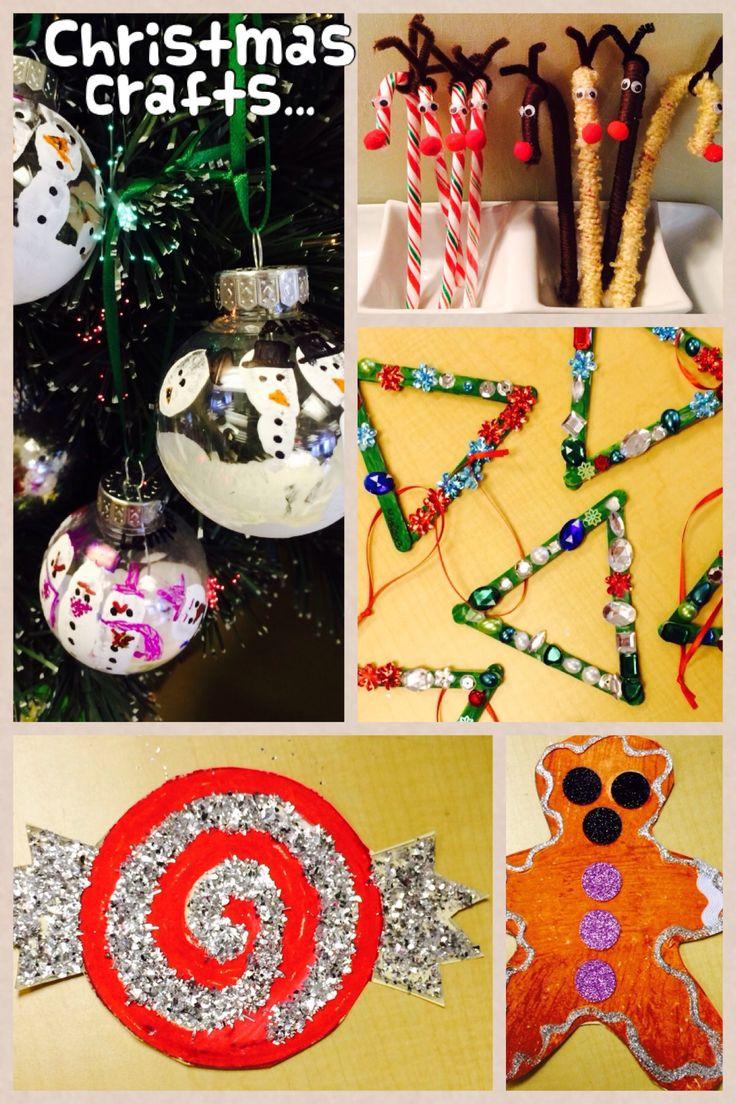 Christmas Crafts For Kids. www.littlechewz.ca