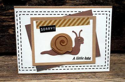 Scrapspul van Colien: Snailmail.