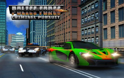 Get now the game and drive like a pro in an epic police car chase or a criminal escape race!
