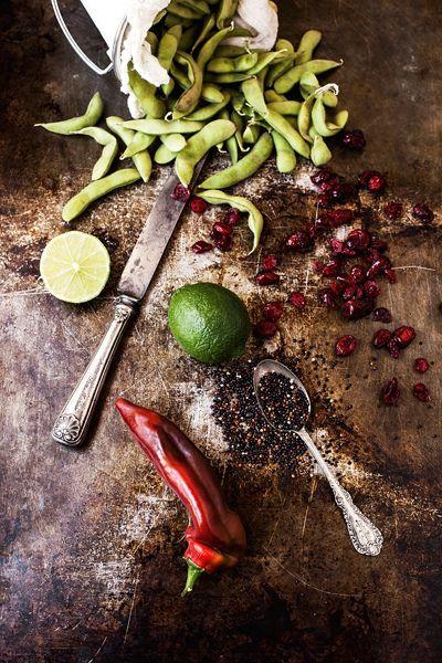 Quinoa Salad Ingredients | Flickr - Photo Sharing!