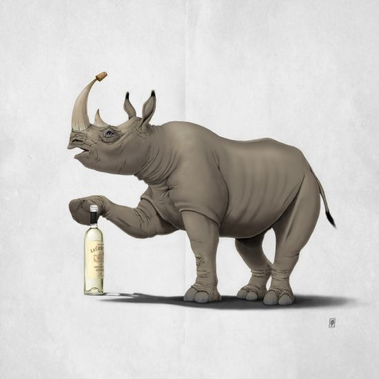 Loving this pic Cork it, Dürer! (Wordless) by rob_art_animals via @mipic_app art | decor | wall art | inspiration | animals | home decor | idea | humor | gifts