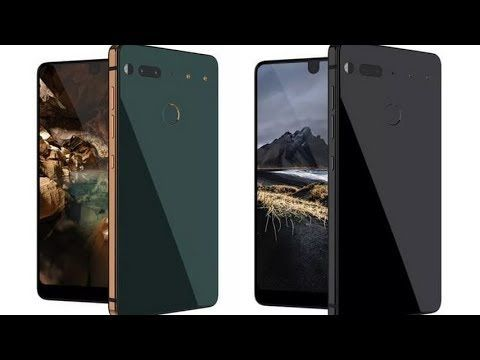 Essential: update of its Camera application with several improvements