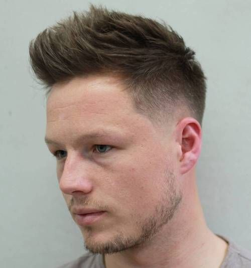 40 Besten Haarschnitte Fur Einen Haarausfall Besten Einen Haarausfall Haarschnitte Das Erleben Einer Zuruck Mannerhaare Haarausfall Frisur Geheimratsecken
