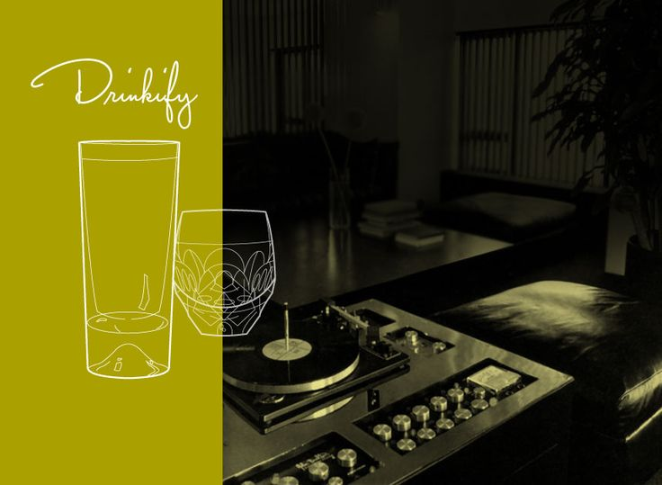 What are you listening to? ....... What shall you drink?