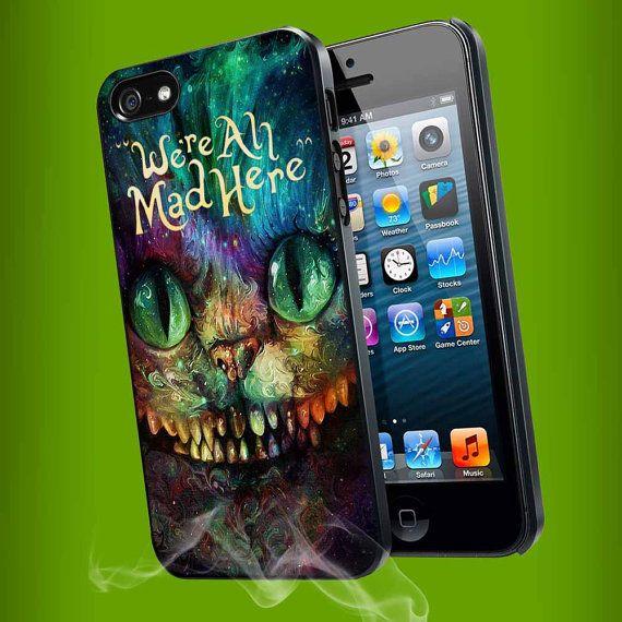 Coque Iphone  Cheshire Cat