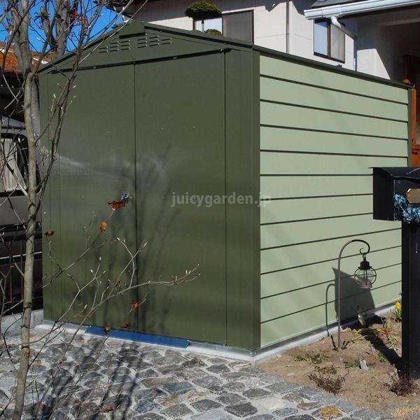 物置・屋外収納庫・おしゃれな英国製ガーデン収納通販 エクステリア用品通販のジューシーガーデン
