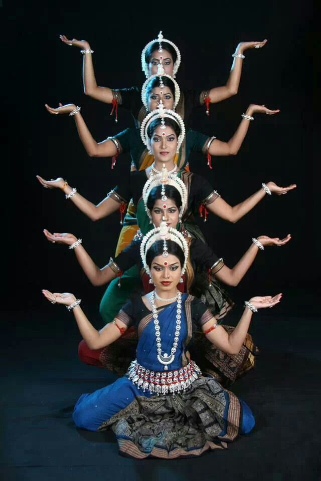 """Odissi""...Indian Classical Dance  