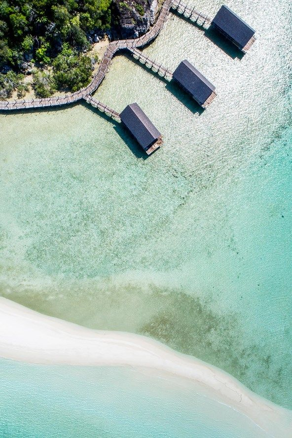 Bawah Reserve, Indonesia's incredible new island retreat