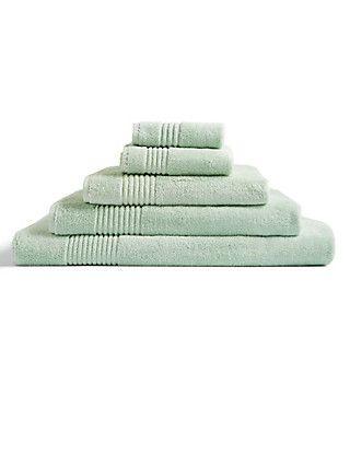 Luxury Egyptian Cotton Towel   M&S