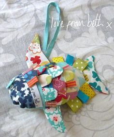 great tutorial for baby toy