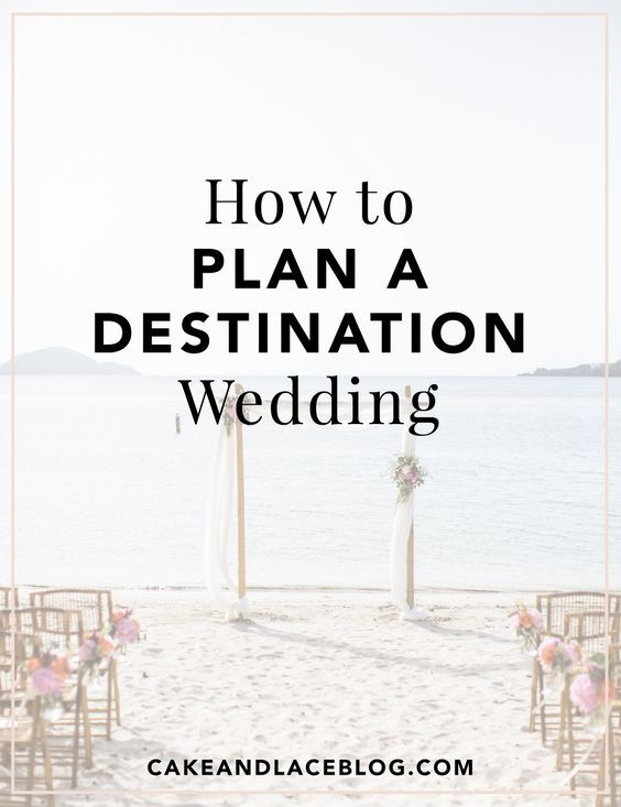 With proper research, planning a destination wedding can be straightforward so you and your soon-to-be spouse can say I Do in that swoon-worthy location. ** You can get more details by clicking on the image.