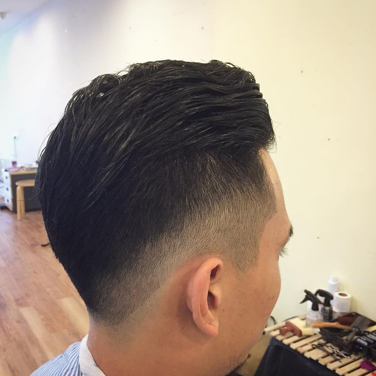awesome 25 Fresh Medium Fade Haircuts - New Ways to Amp Up the Style