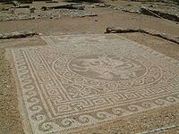 Ancient Greek architecture - Floor mosaic