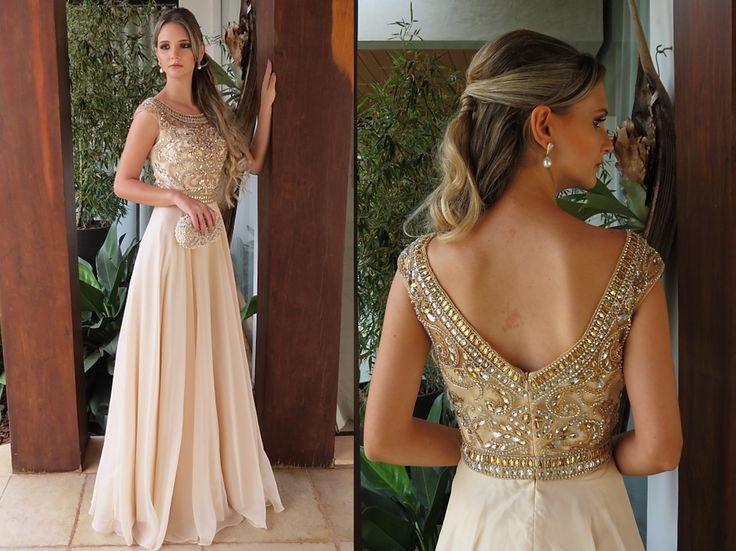 TPM Básica: Top 10 - vestidos longos para formatura