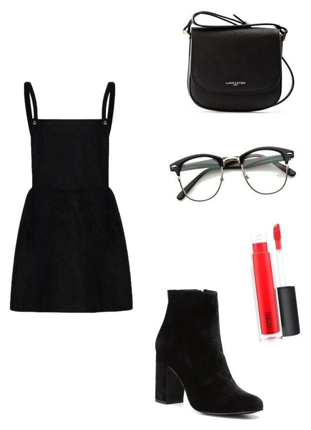 """""""Untitled #20"""" by alexandra-kermanidis on Polyvore featuring Witchery, Lancaster and MAC Cosmetics"""