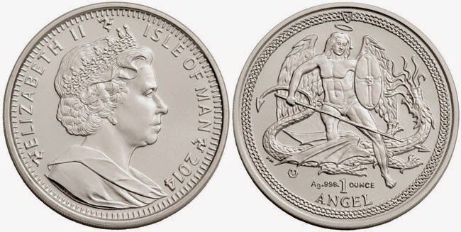 Ounces of Silver: Angel's 30th Anniversary Celebrated with New Silver Bullion Coin