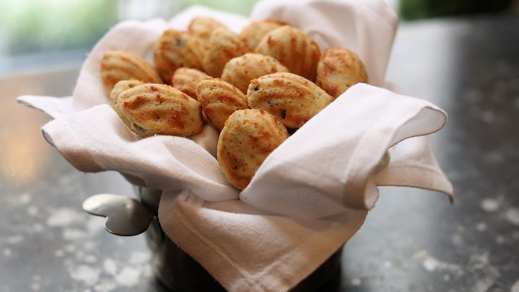 Savory Mini-Madeleines Recipe - NYT Cooking