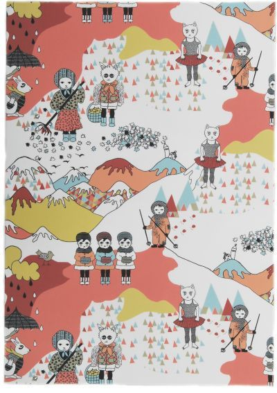 Mairo Vännerna collection. Designed by Anna Backlund.
