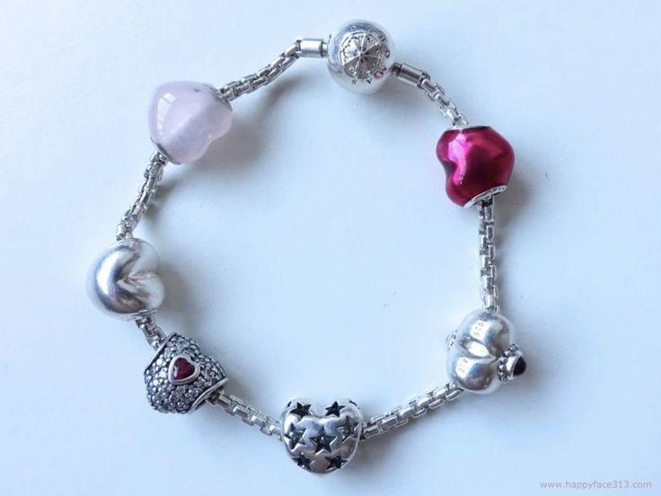 http://wp.me/p5WtEB-3aG - :-) Thomas Sabo & Pandora Charms - Thomas Sabo Karma Bead Bracelet - HappyFace313 :-)
