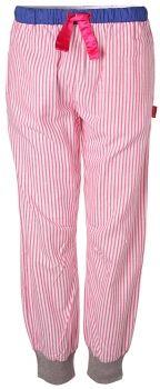 Pyjama Broek Roze/wit