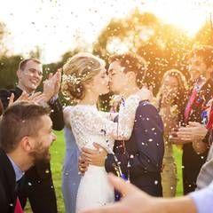 Spar-Tipps: Günstig heiraten - so wird eure Hochzeit unvergesslich!   BRIGITTE.de