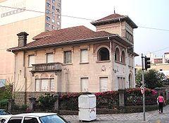 Palacete Eberle – Wikipédia, a enciclopédia livre