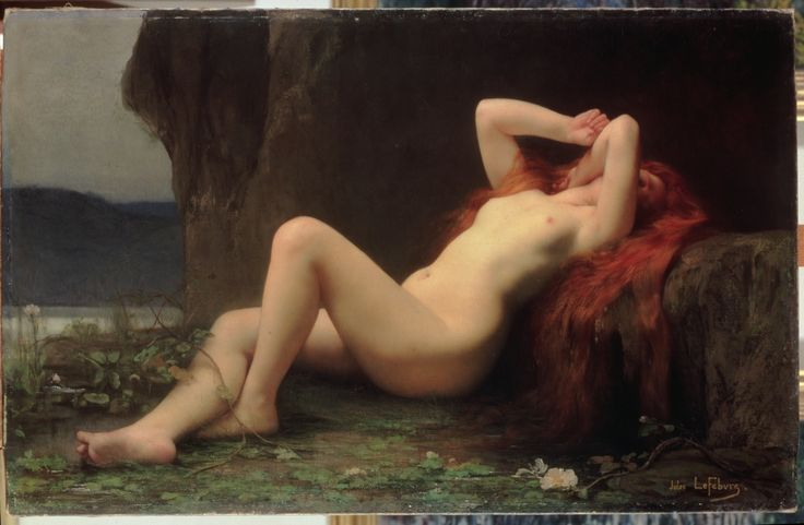 She is a figure shrouded in mystery; portrayed over the years as a prostitute…