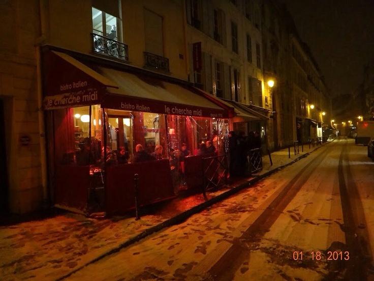 Paris addicted @whosnext2013