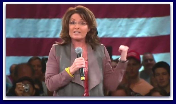 "Sarah Palin: We Don't Have Time for ""That Punka$$ Little Thuggery Stuff"" (Smoking Hot Video) – BB4SP"