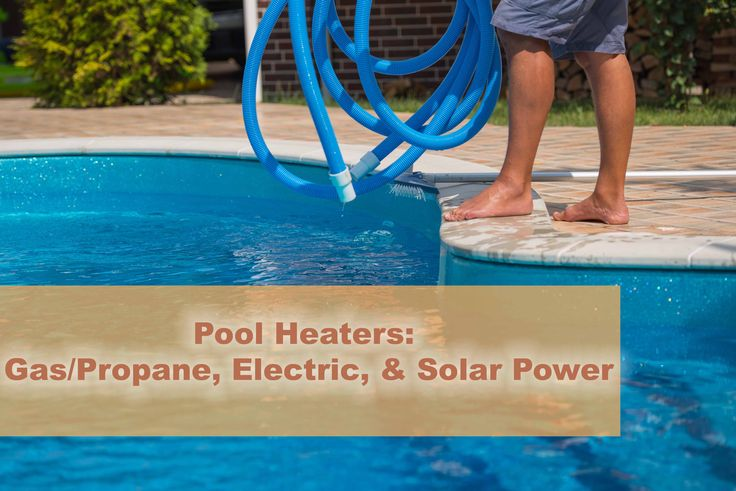 A pool heater essential in extending your